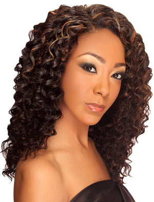 Zury IDOL New Deep Wave 100 Human Hair 10# - Hair Crown Beauty Supply