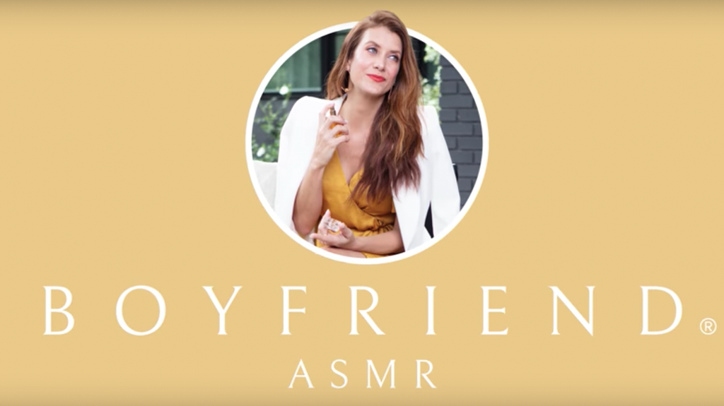 Boyfriend Perfume ASMR with Kate Walsh