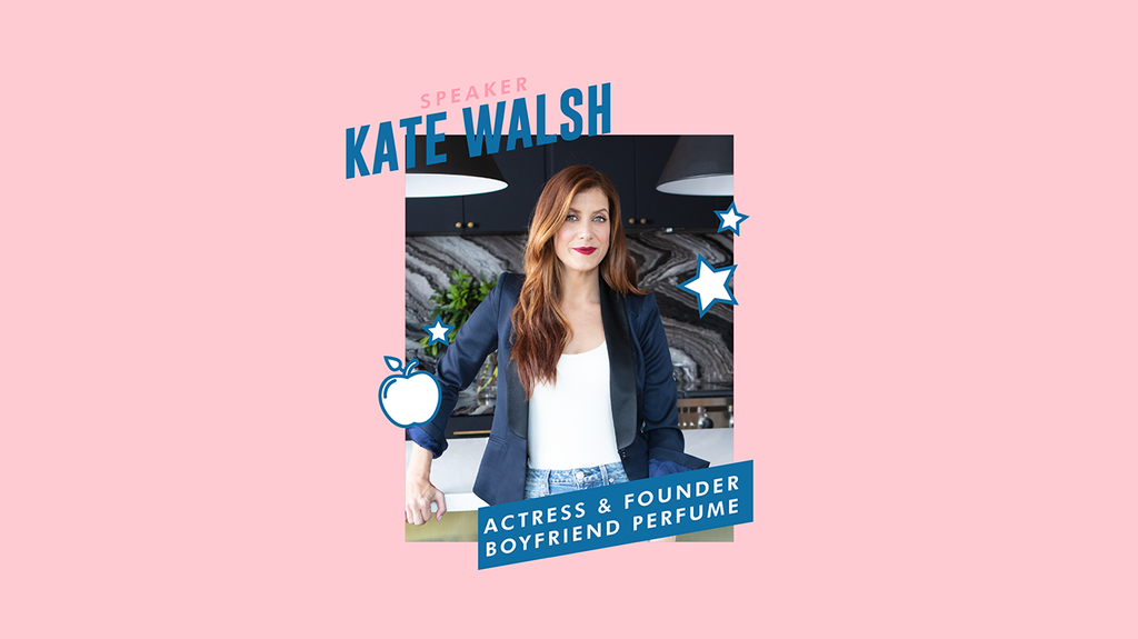 Kate Walsh at Create & Cultivate NYC