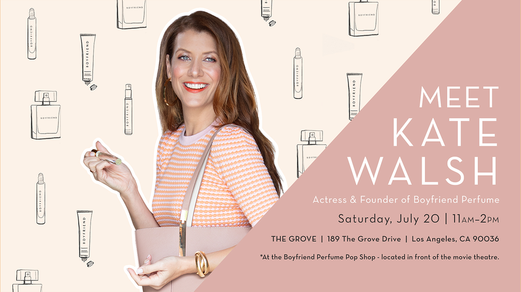 Meet Kate Walsh in LA!