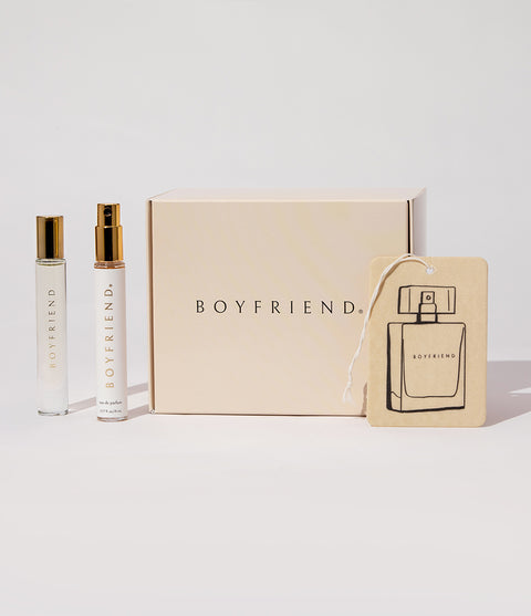 Boyfriend Traveler Gift Set