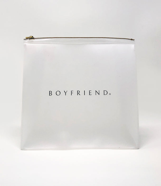 Limited Edition Boyfriend Cosmetic Travel Bag by Kate Walsh
