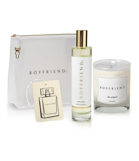 Boyfriend Home Gift Set