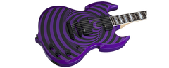 BARBARIAN Vertigo S. Purple