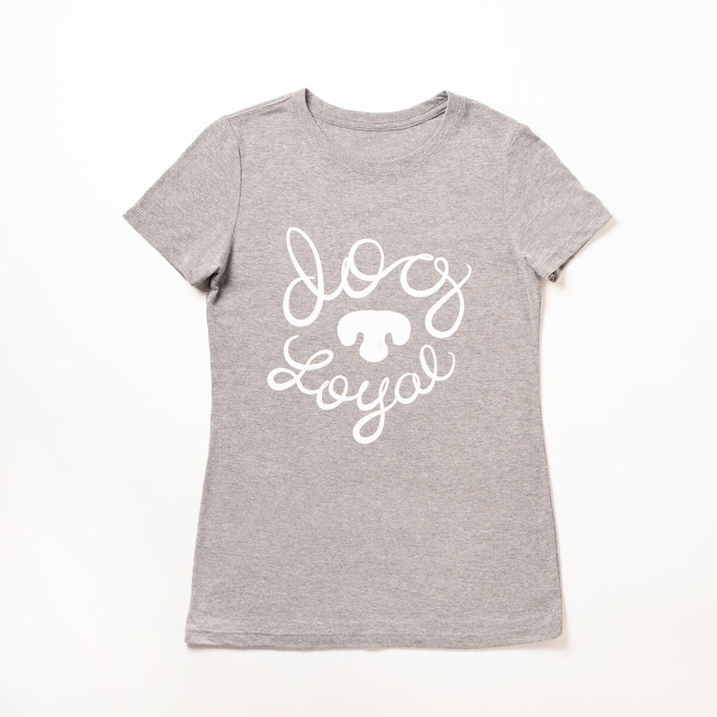 Dog Loyal Women's Tee
