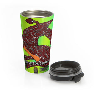 Ruby Dragon Travel Mug Crazy Adventures Series