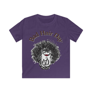 Bad Hair Day Child Sizes Tee