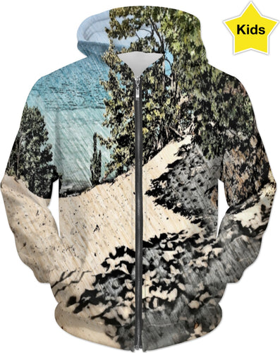 Lake Dune Hoodie for Kids