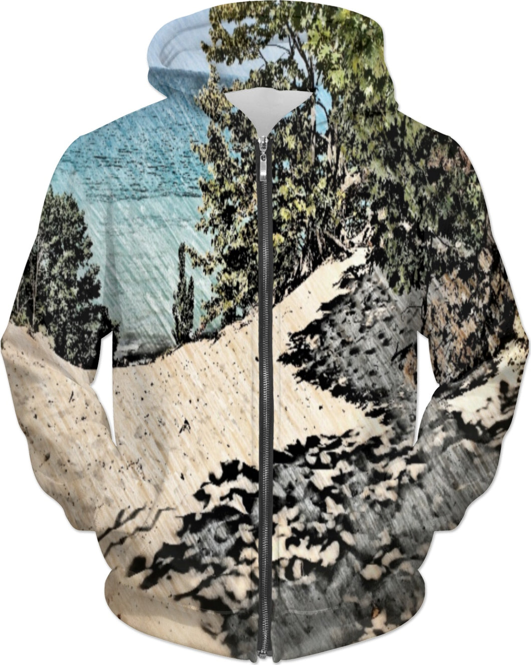Lake Dune Hoodie for Men