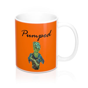 Pumped Coffee Mug