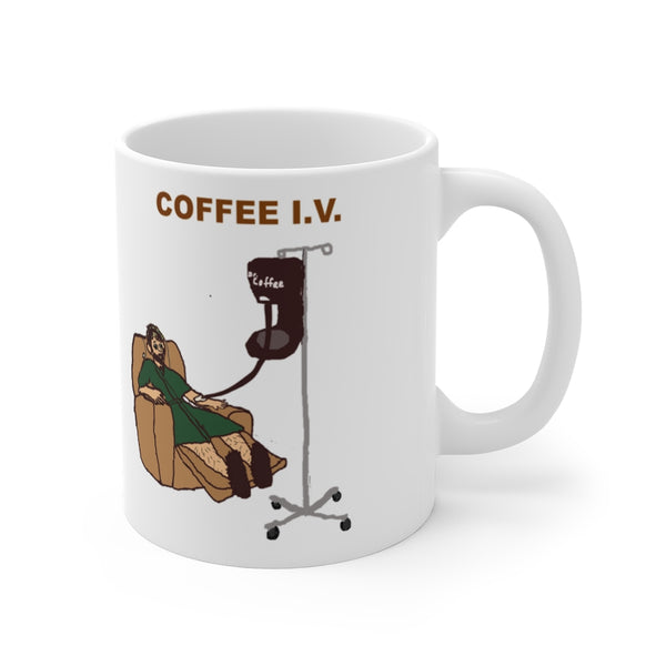 Coffee I.V. Mug 11oz