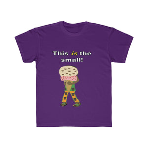 Ice Cream Cone Child Size Tee