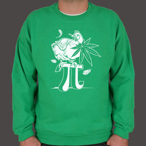 Chicken Pot Pi Sweater (Mens)