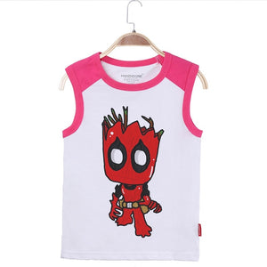 Deadpool Tank for Kids