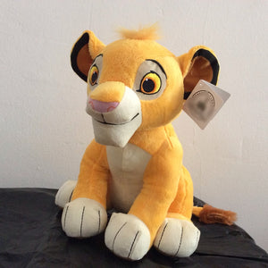 Simba Plushie from the Lion King