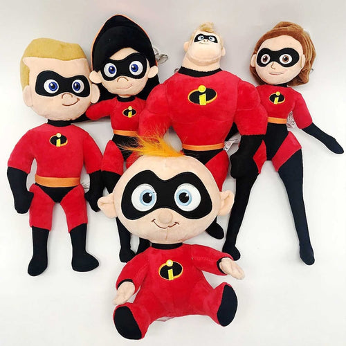 Incredibles Plushies