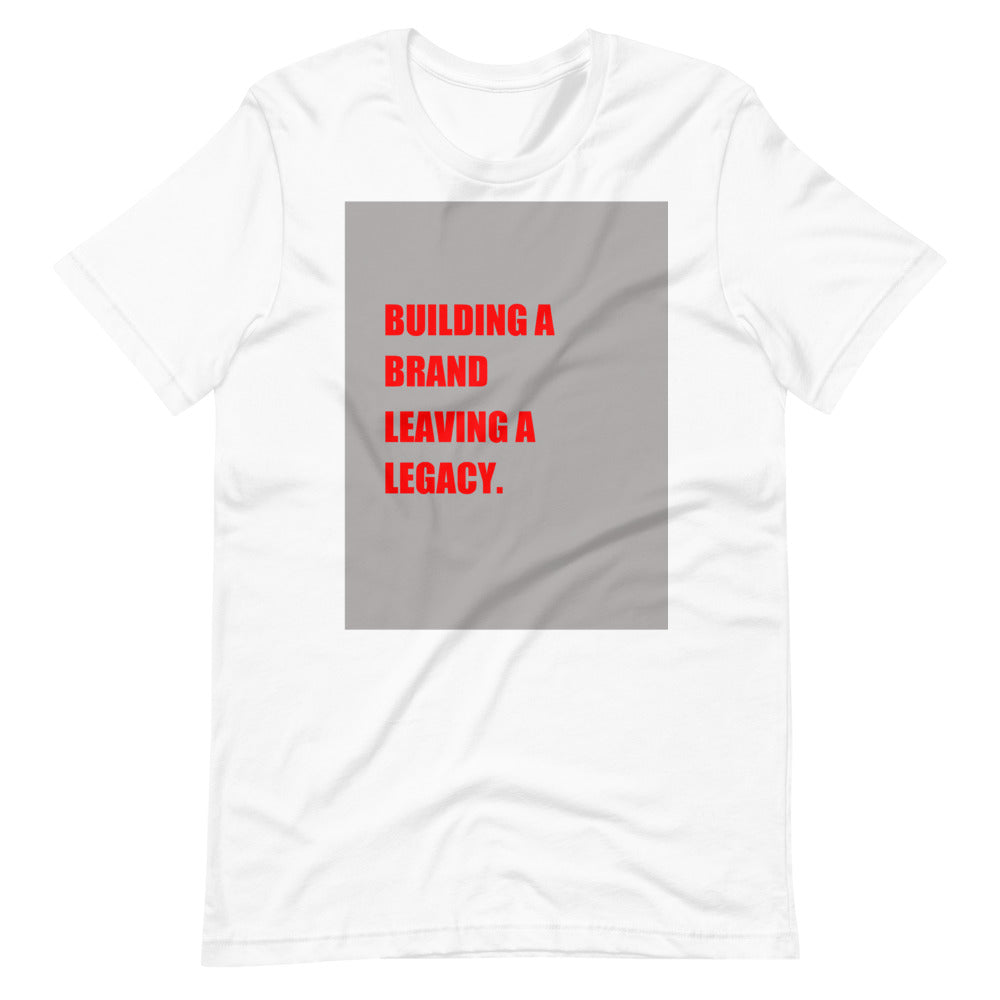 Build A Brand, Leave A Legacy
