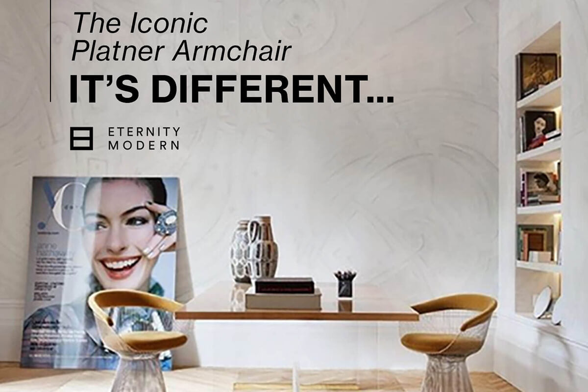 Platner Armchair Will Add Instant Sophistication to Your Home