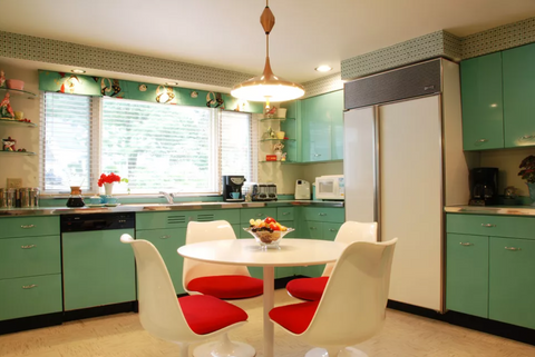 Your Guide To Designing The Best Mid-Century Modern Kitchen