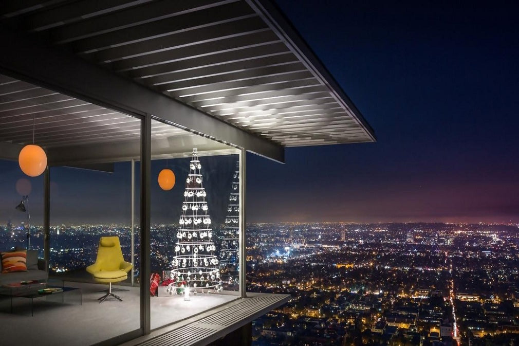 10 Unique & Stylish Mid-Century Modern Christmas Tree Ideas