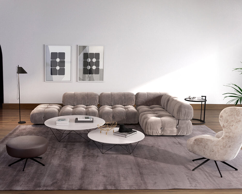 Mario Bellini Camaleonda Sofa Collection