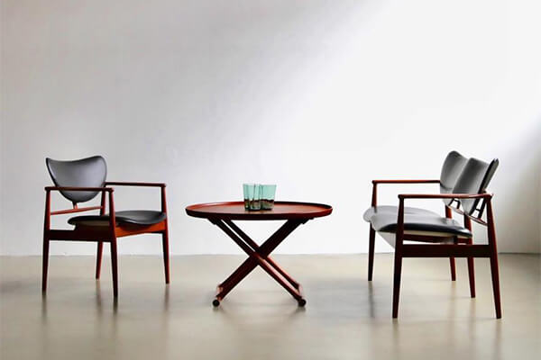 Ming Round Occasional Table