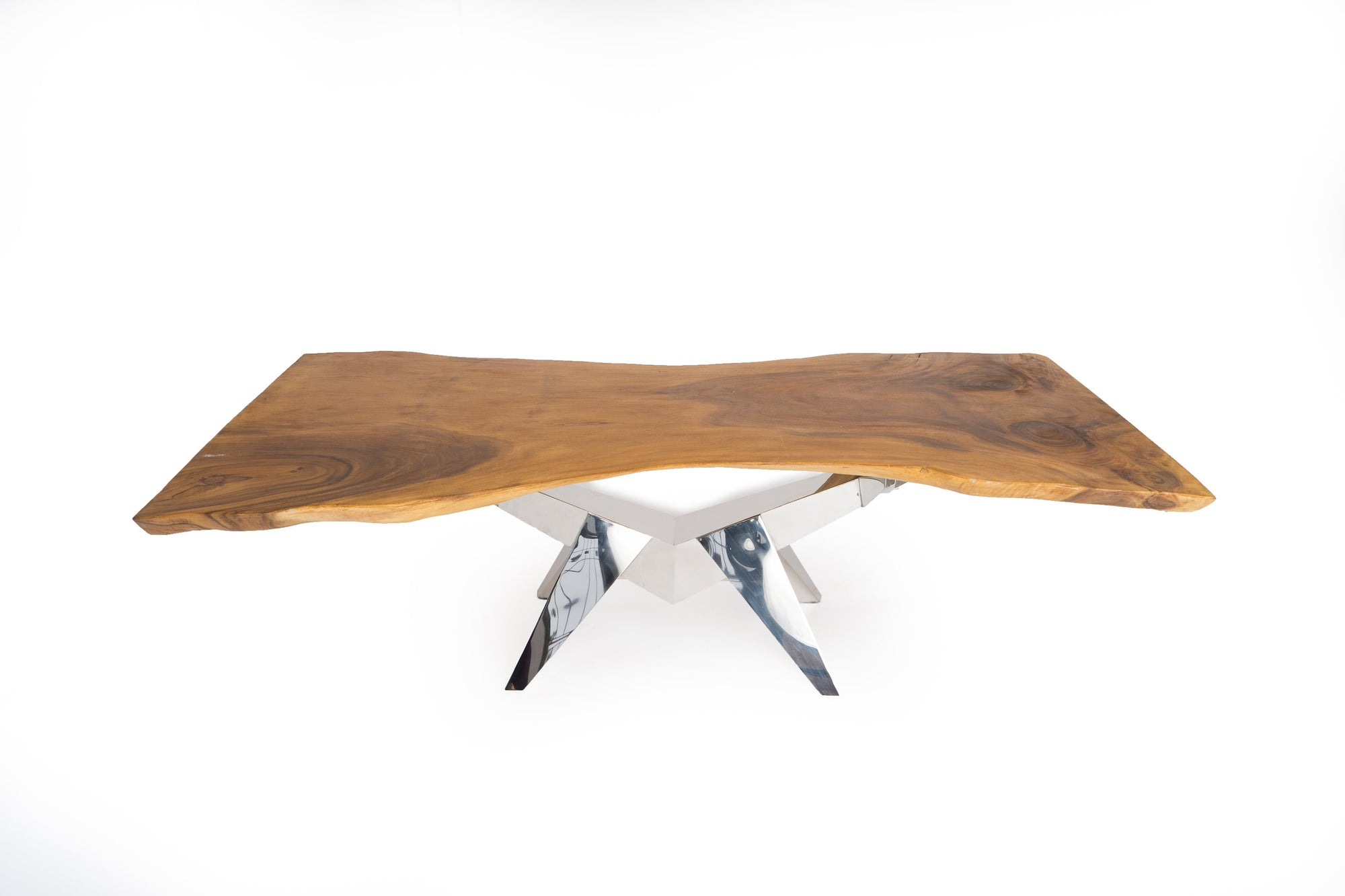 Norquay Live Edge Dining Table | 7.8ft | SKU 1602-3D