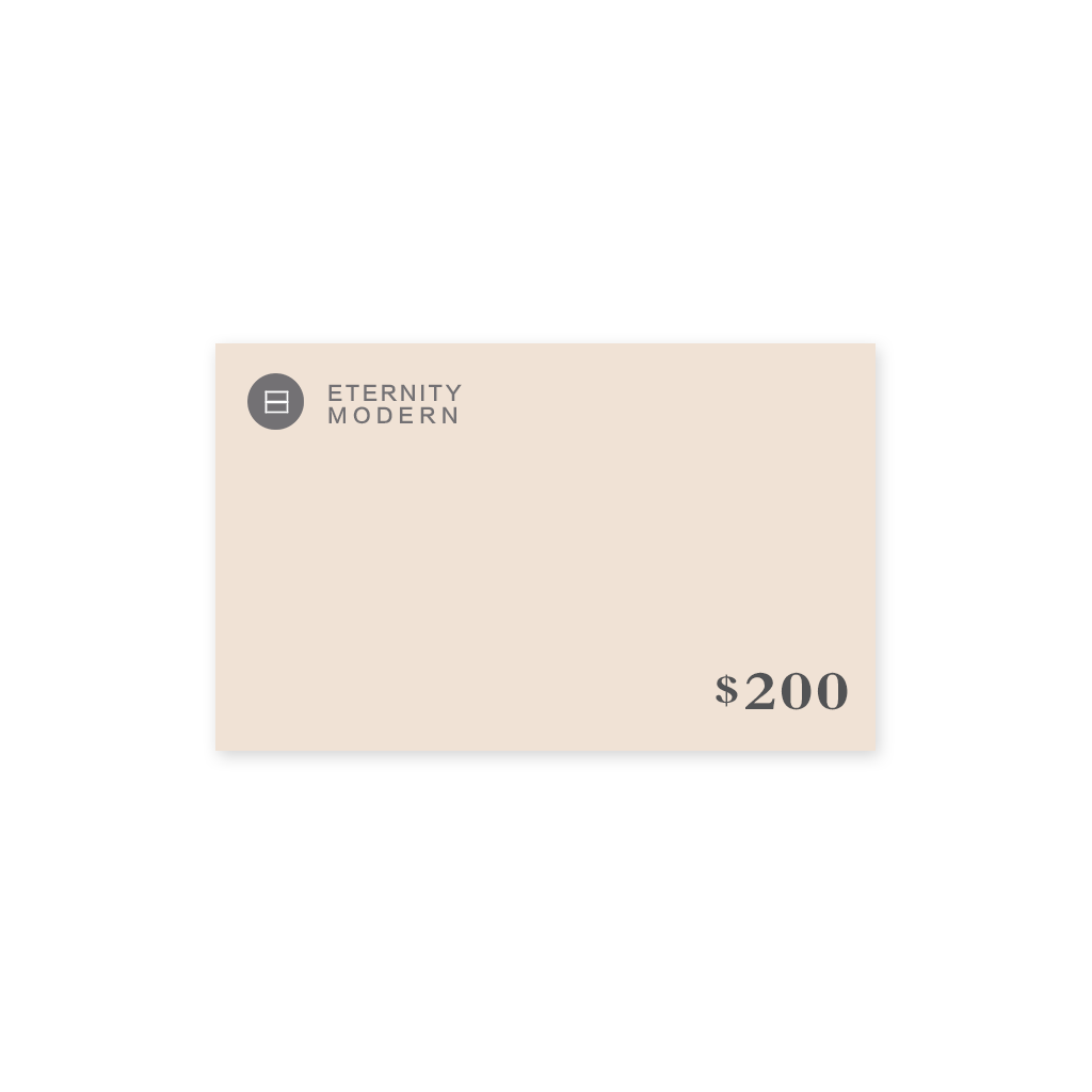 Gift Card - $200.00 USD