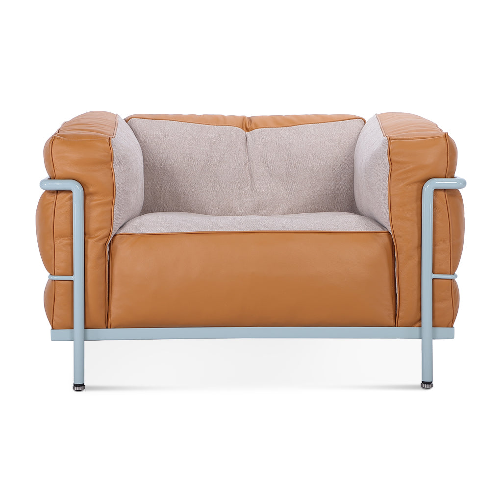 LC3 Grand Modele Armchair With Down Cushions | Special ...