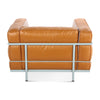 LC3 Grand Modele Armchair With Down Cushions | Special Edition