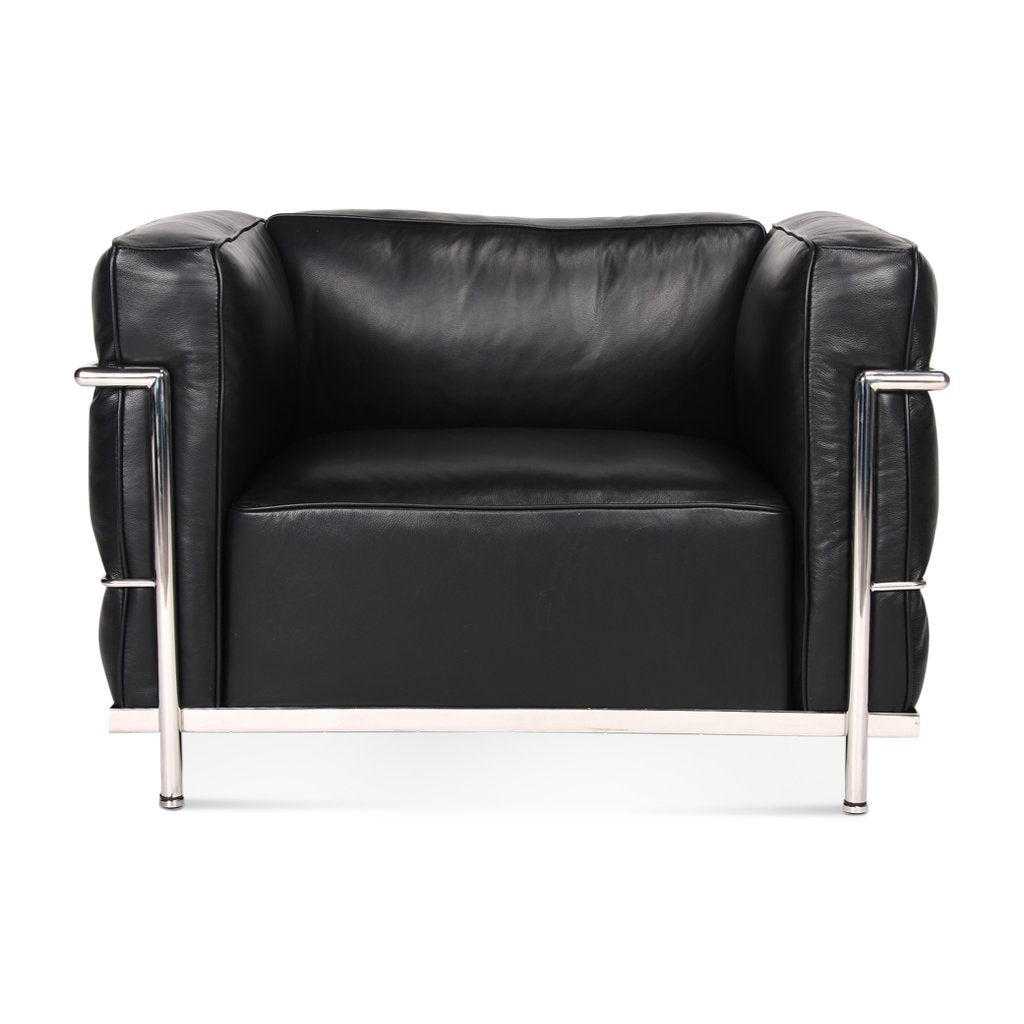 19 Off Lc3 Grand Modele Armchair With Down Cushions Eternity Modern
