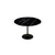 Black Calacatta Quartz | Tulip Dining Table - Round