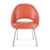 Saarinen Executive Side Chair - Steel Legs
