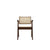 Pierre Jeanneret Floating Back Armchair