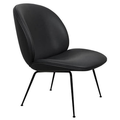 Beetle Lounge Chair - Leather Upholstered - EternityModern