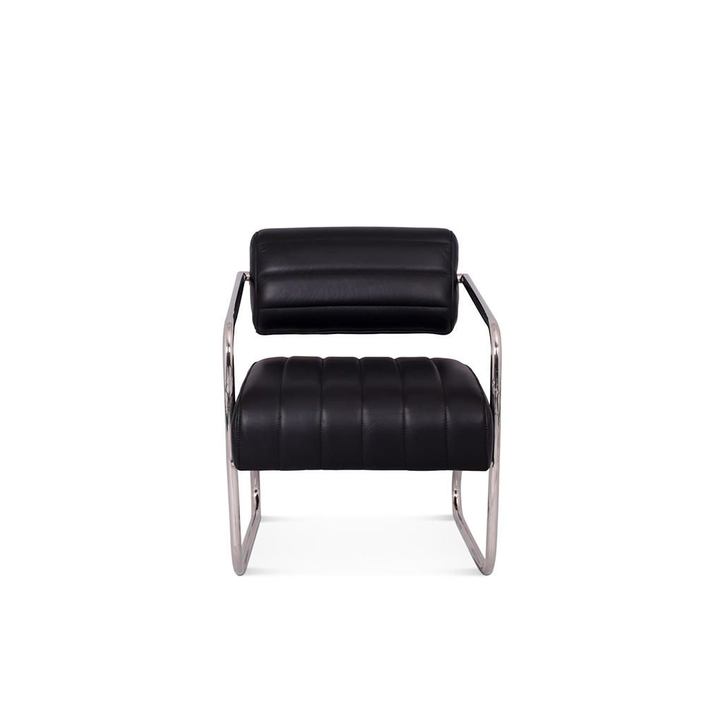 Eileen Gray Bonaparte Lounge Chair - EternityModern