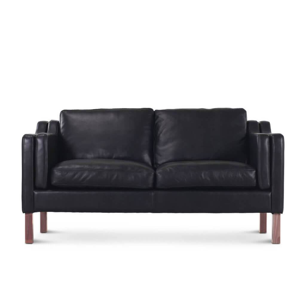 Loveseat Black Ash foto
