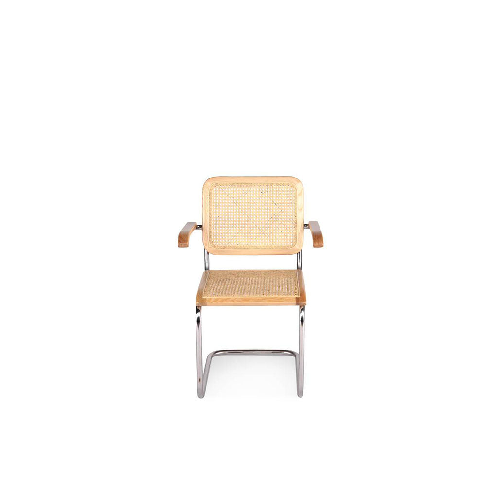 Cesca Armchair - Natural Ash