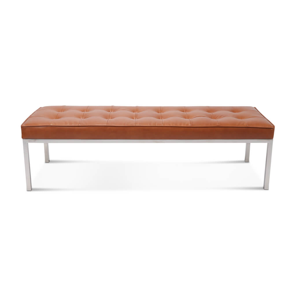 Florence Knoll Relaxed Bench - 3 Seats - EternityModern