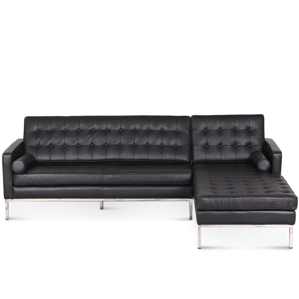 Sectional Sofa Grey foto