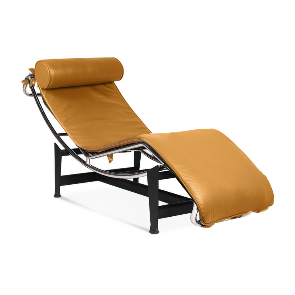 Chaise Lounge Camel foto