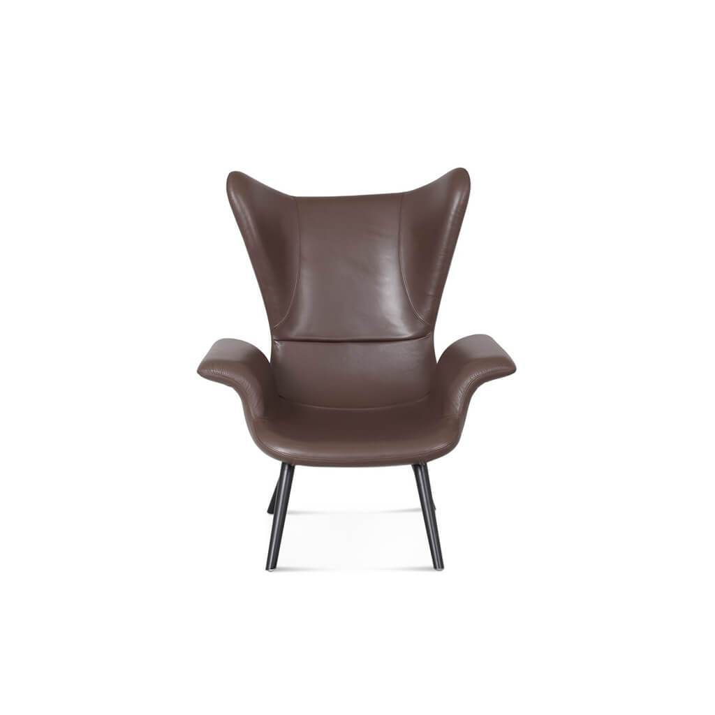 Armchair Black foto