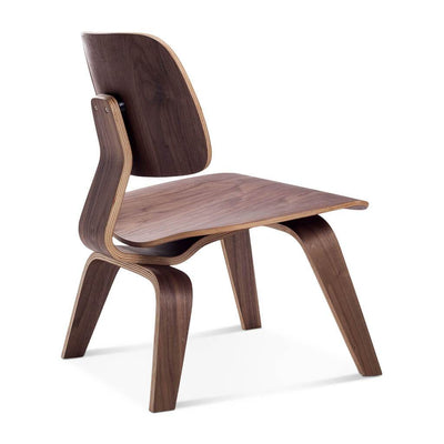 Molded Plywood Lounge Chair (lcw)