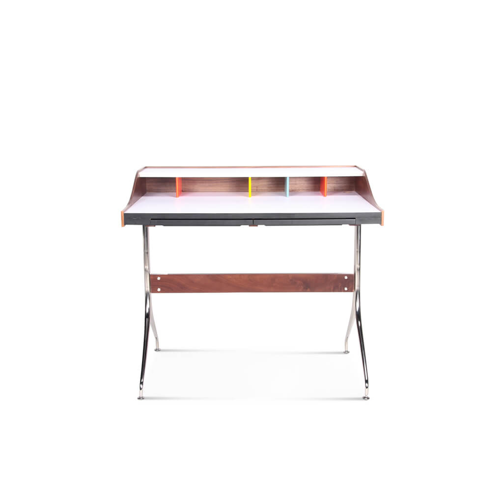 Nelson Swag Leg Desk - EternityModern
