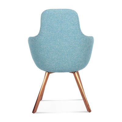 Tom Dixon Scoop Chair - High Back - EternityModern