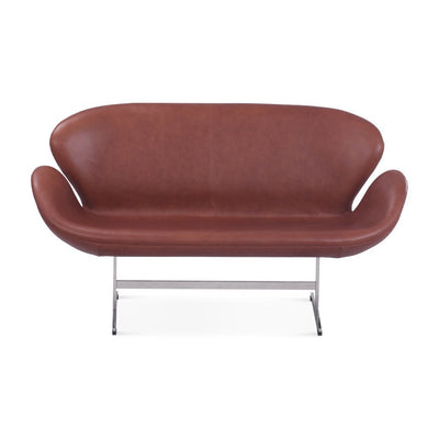 Swan Loveseat - EternityModern