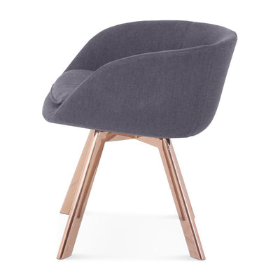 Tom Dixon Scoop Chair - Low Back - EternityModern