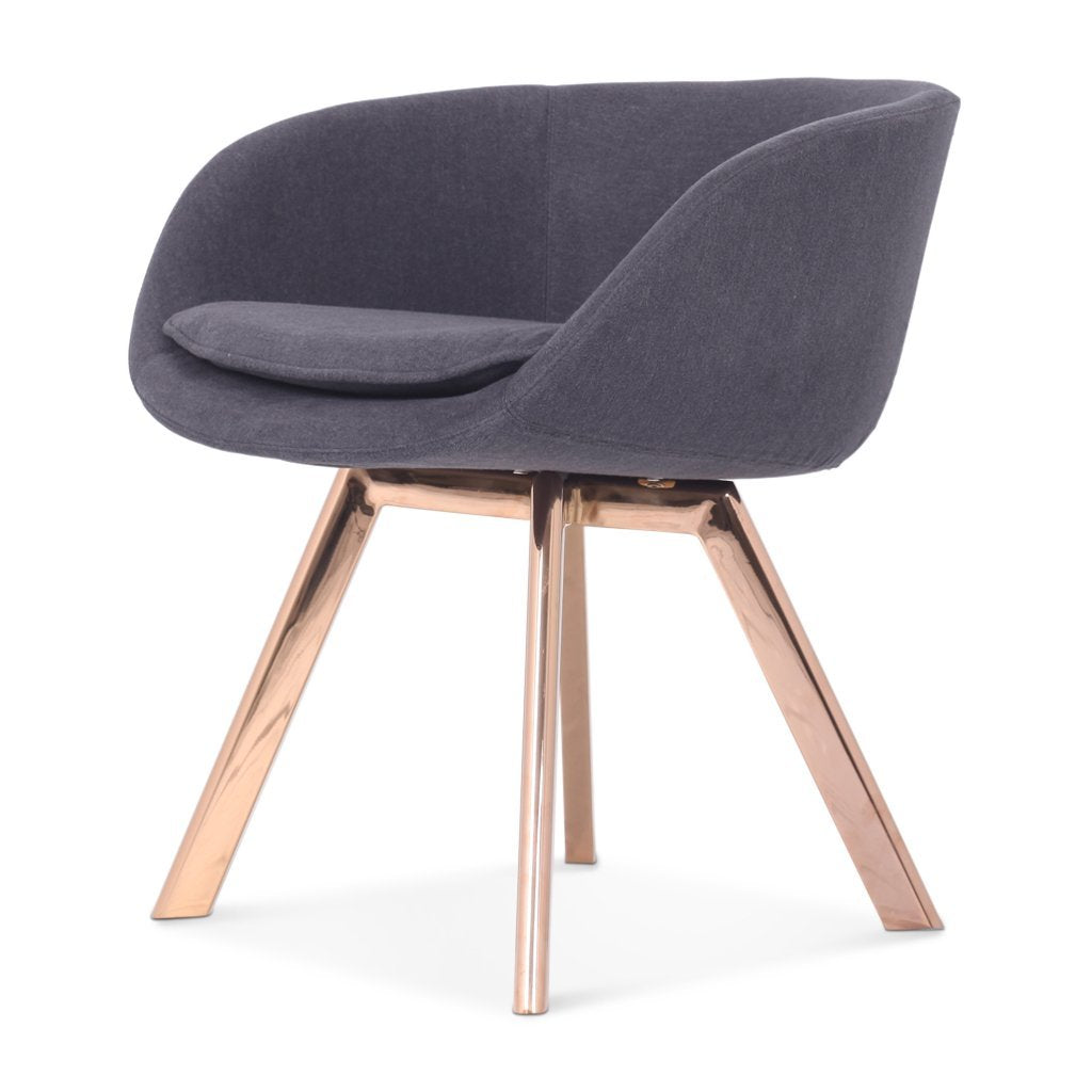 Astonishing Tom Dixon Scoop Chair Low Back Gmtry Best Dining Table And Chair Ideas Images Gmtryco