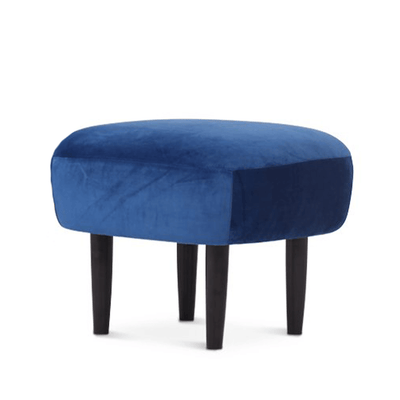 Tom Dixon Wingback Chair Ottoman - EternityModern