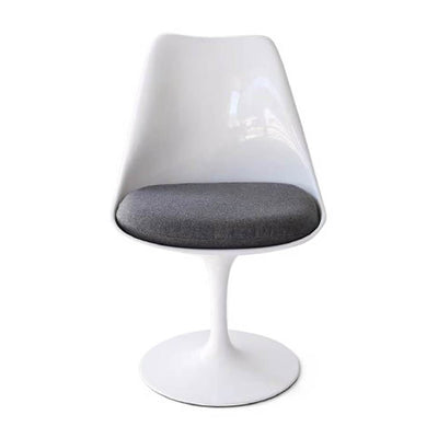 Tulip Side Chair - Fiberglass - EternityModern